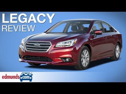 Review - Subaru Legacy 2015