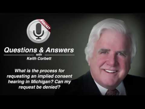 video thumbnail Michigan Implied Consent Hearing Request Process