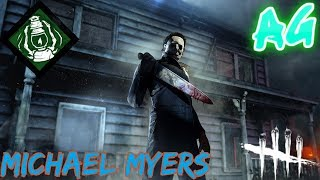 Playing As Micheal Myers In DBD/1