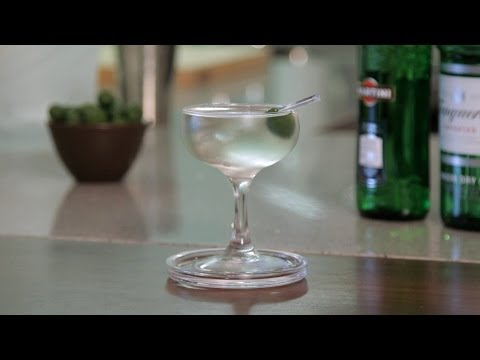 Video How to Make a Martini | Cocktail Recipes