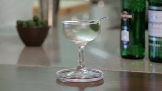 How to Make a Martini   Cocktail Recipes