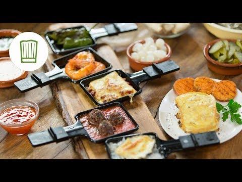 Raclette Rezept - Fabios Kochschule by chefkoch.de