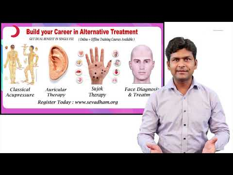Online Acupuncture & Acupressure Courses ! Auricular Therapy ...