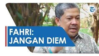 Blak-Blakan, Fahri Hamzah Ungkap Dugaan Keinginan Jokowi Jadikan Ahok Bos BUMN