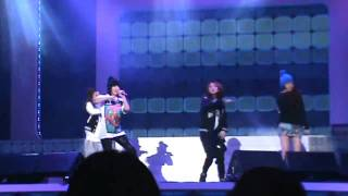 091218 2NE1 - Let's Go Party @ Free Christmas Festival