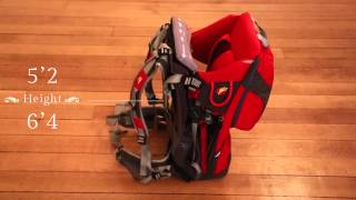 Voyager S3 LittleLife Child Carriers