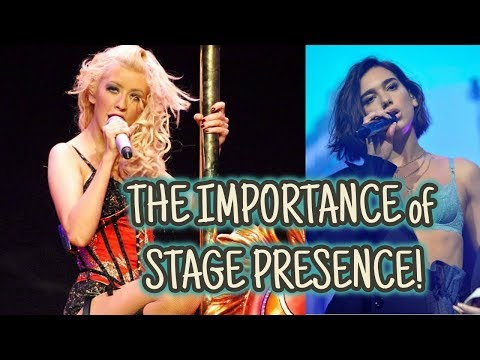 Christina Aguilera Teaches STAGE PRESENCE! feat. Dua Lipa