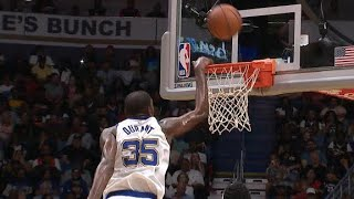 NBA Stars Missing Wide Open Dunks