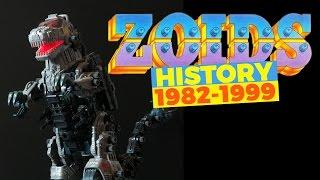 Zoids Wild ZW-01 WILD LIGER Video Review - hmong video