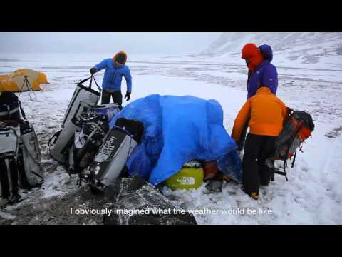 "Przedstawiamy zapowiedź filmu ""Perfection Valley Expedition: Climbing in The Arctic"""