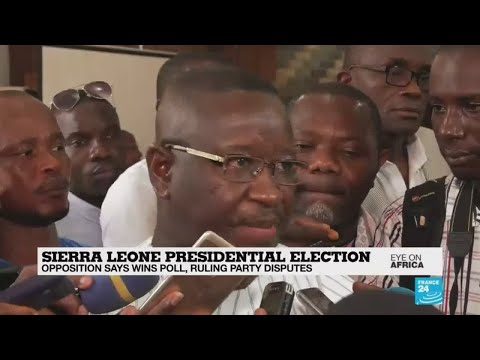 Sierra Leone: National Elections Commission delays results