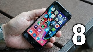 Apple iPhone 8 Review: A great