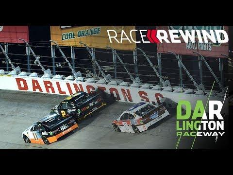 NASCAR サザン500ハイライト動画