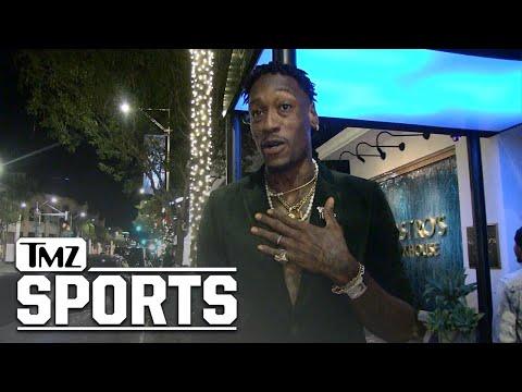 Ex NBAer Larry Sanders on Juice WRLD Death, Rap Has Serious Drug Problem | TMZ Sports