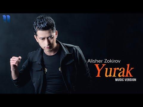 Alisher Zokirov - Yurak   Алишер Зокиров - Юрак (music version)