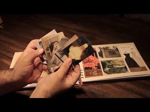 Álbum artesanal | Viagem Chile e Buenos Aires | Setembro 2017