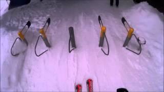 BURSA / ULUDAĞ 1.bölge - 2.bölge bütün pistlere kayakla ulaşım