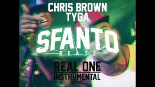 Chris Brown & Tyga - Real One (Instrumental)