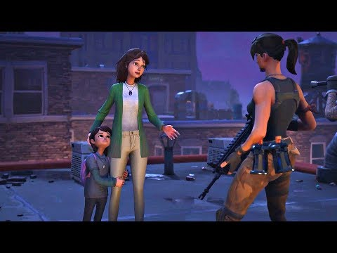 Fortnite – Official FINAL Trailer (New Survival Zombie Game 2017)