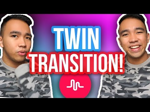 MUSICAL.LY TWIN TRANSITION TUTORIAL! #WhirlTransition *NEW*