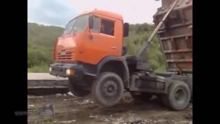 Авто приколы  на дорогах юмор,шутки  2016
