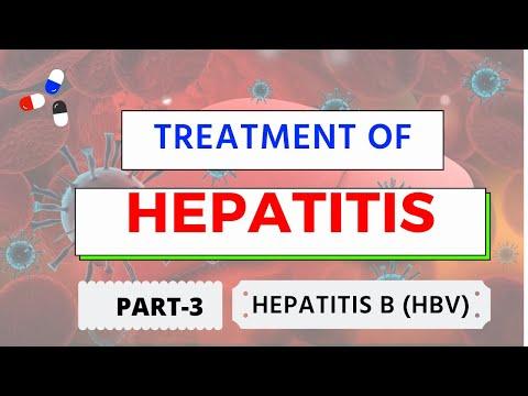 , title : 'Treatment of Hepatitis Part 3 - Hepatitis B (HBV) Treatment