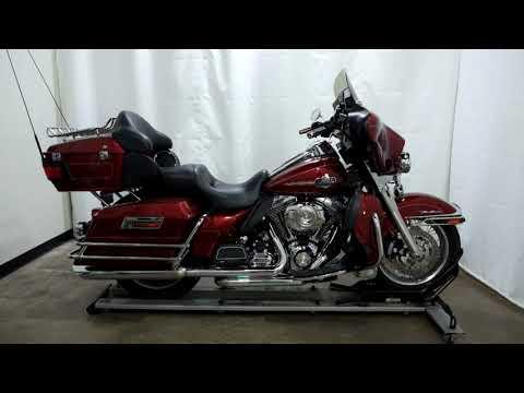 2010 Harley-Davidson Ultra Classic® Electra Glide® in Eden Prairie, Minnesota - Video 1