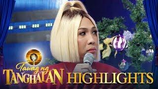 Tawag ng Tanghalan: Vice has a comment for Jade of 'Halik'
