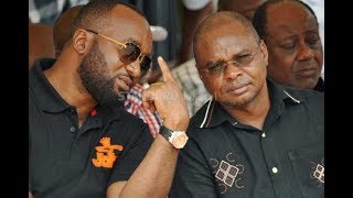Governor Joho tussle with Governor Kingi plays in public