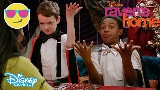 Raven's Home | Tell Me My Future 🔮ft. Levi and Booker | Disney Channel UK
