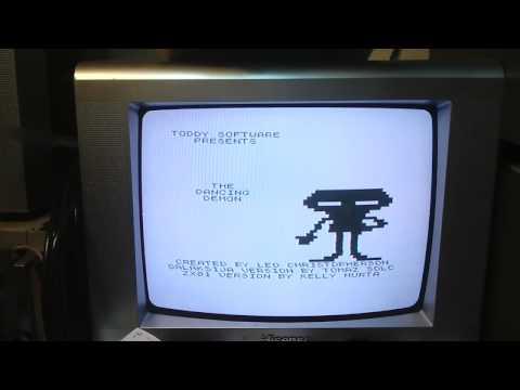 Homebrew ZX81 Computer