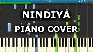 NINDIYA SARBJIT(Arijit Singh) PIANO Covers/TUTORIAL:How to Play Nindiya Song On Piano,Keyboard,Casio