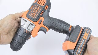 Stanley Black and Decker Multievo Cordless Drill - Review
