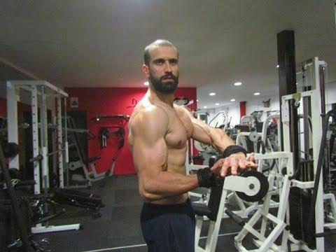 Les plus forts muscles cela