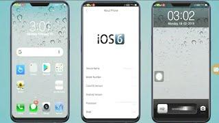 ios 12 theme for oppo a83 - Kênh video giải trí dành cho