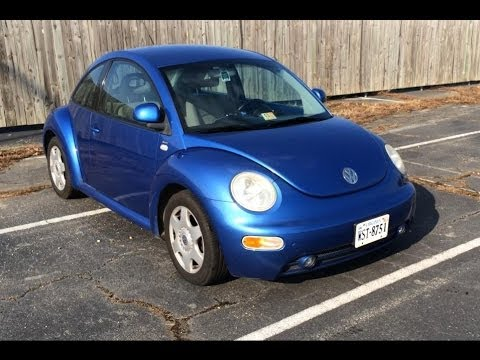 1999 Volkswagen Beetle 2.0 GLS Long Term Review and Drive