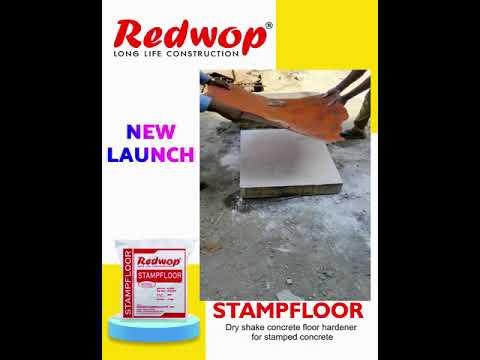 Stamp Floor -Dry Shake Concrete Floor Hardener For Stamped Concrete