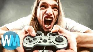 Top 10 des GAMERS les plus RELOUS du jeu vidéo !