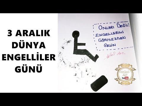 3ARALIK DÜNYA ENGELLİLER GÜNÜ ÖZEL VİDEO