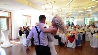 M+N svatebni pochod + svatebni tanec / BEST AMAZING JK Weeding Dance + Entrance dance Church