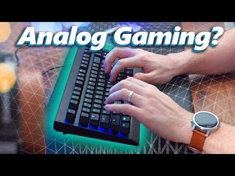 This CHANGES How You Game – Wooting One RGB Keyboard Review!