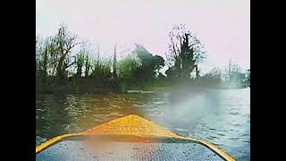 FPV High speed electric boat