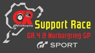 Gran Turismo Sport - Support Race | Nurburgring 2.4 Hour
