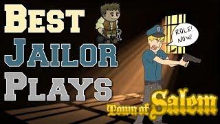 Best Jailor Plays | Town Of Salem Ranked