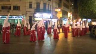 preview picture of video 'Traslados procesionales Lunes Santo, Alzira'