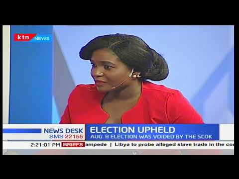 Newsdesk Discussion: What next for Kenya after the Supreme Court verdict (Part 2)