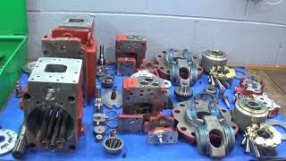 Rockser Hydraulic Pumps Maintenance and Revision Unit