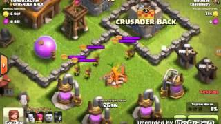 Mobil oyuncu clash of clans saldırı ve savunmaları