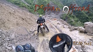 Himalayan Playing With Triumph Tiger Offroad | Deoban - Chakrata