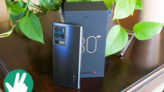 ZTE Axon 30 Ultra 5G Unboxing and First Impressions